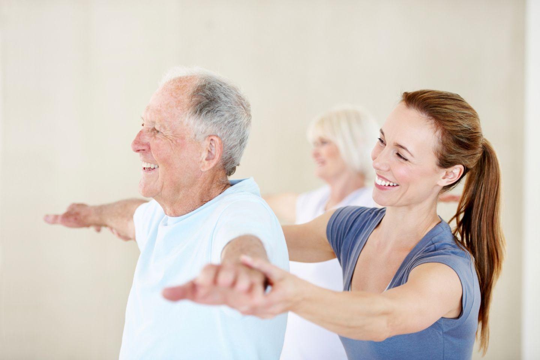 Soins pour retraités
